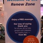 BD Chair Massage sponsorship