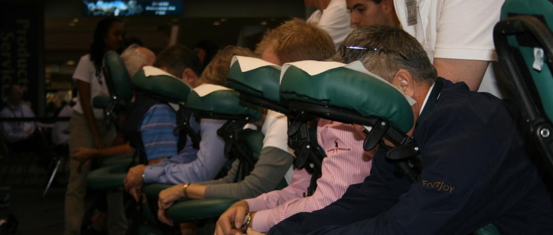 Orlando Seated Massage