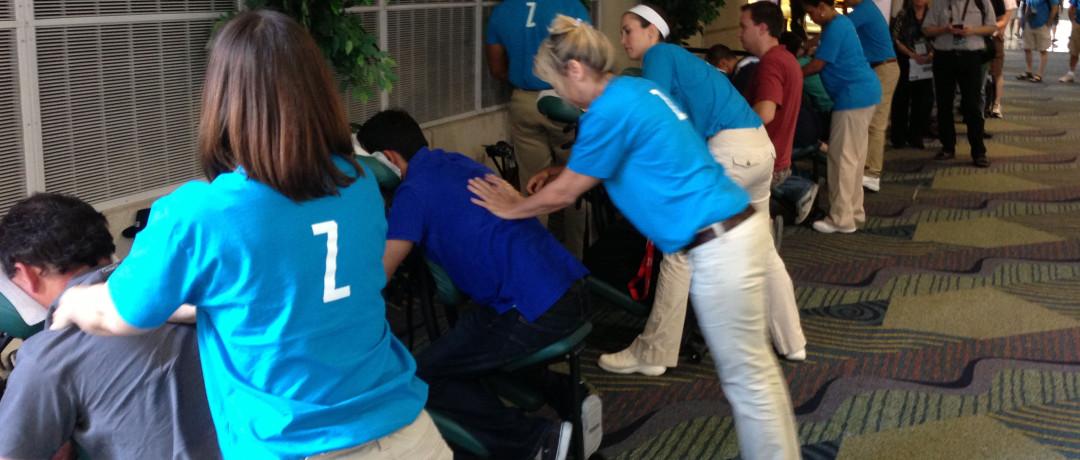 Conference Massage Sponsorship