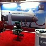 airline chair massage