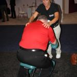 BD chair masseuse