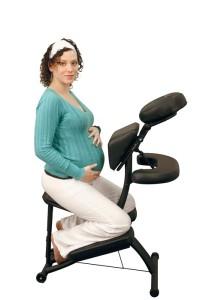 Pregnancy Chair Massage