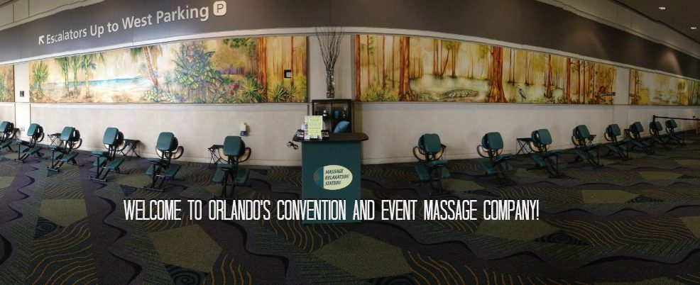 Orlando Chair Massage