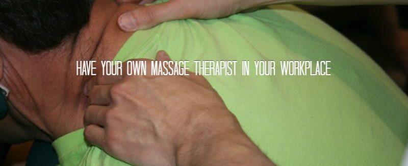 Orlando Chair Massage
